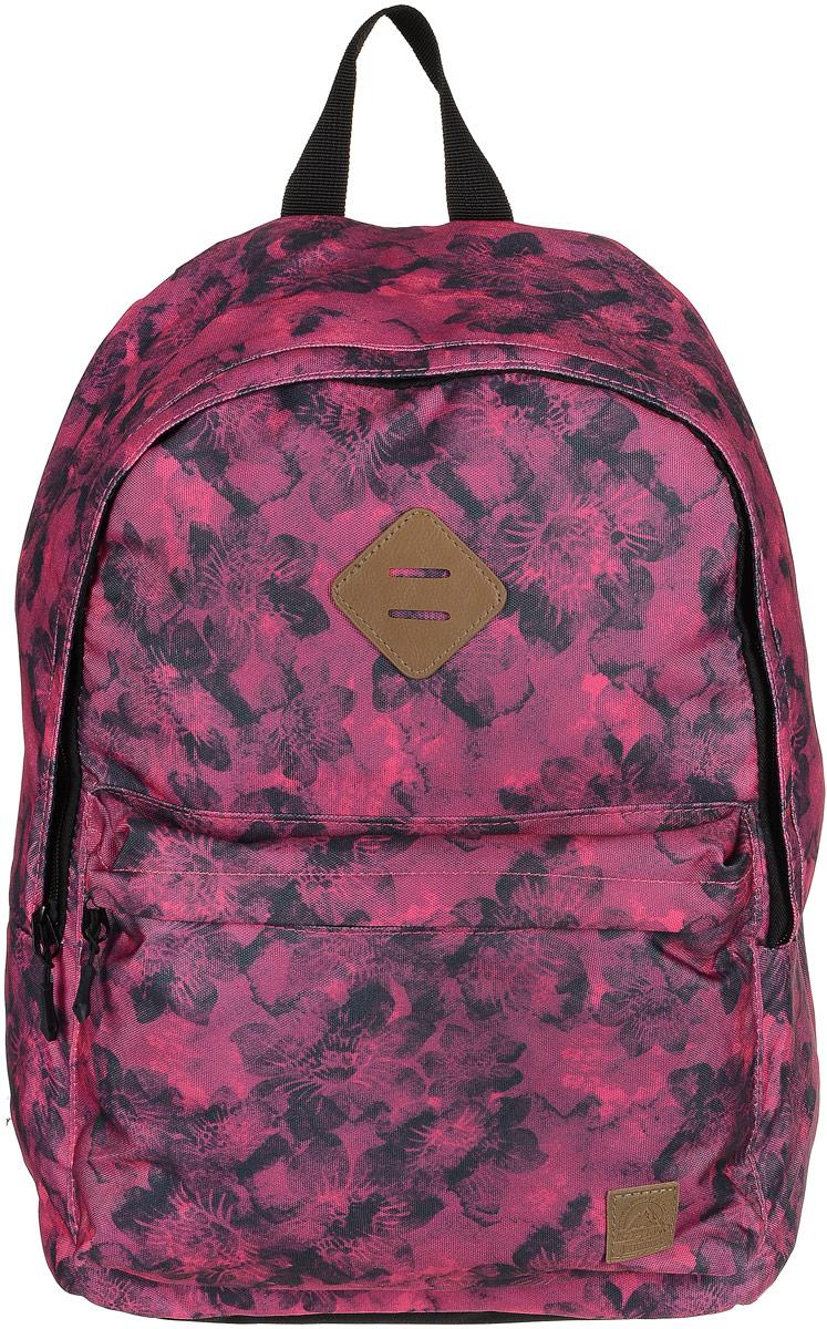 Рюкзак женский Icepeak, цвет: красный, серый. 859519000IV мфу лазерное brother dcp 1610wr