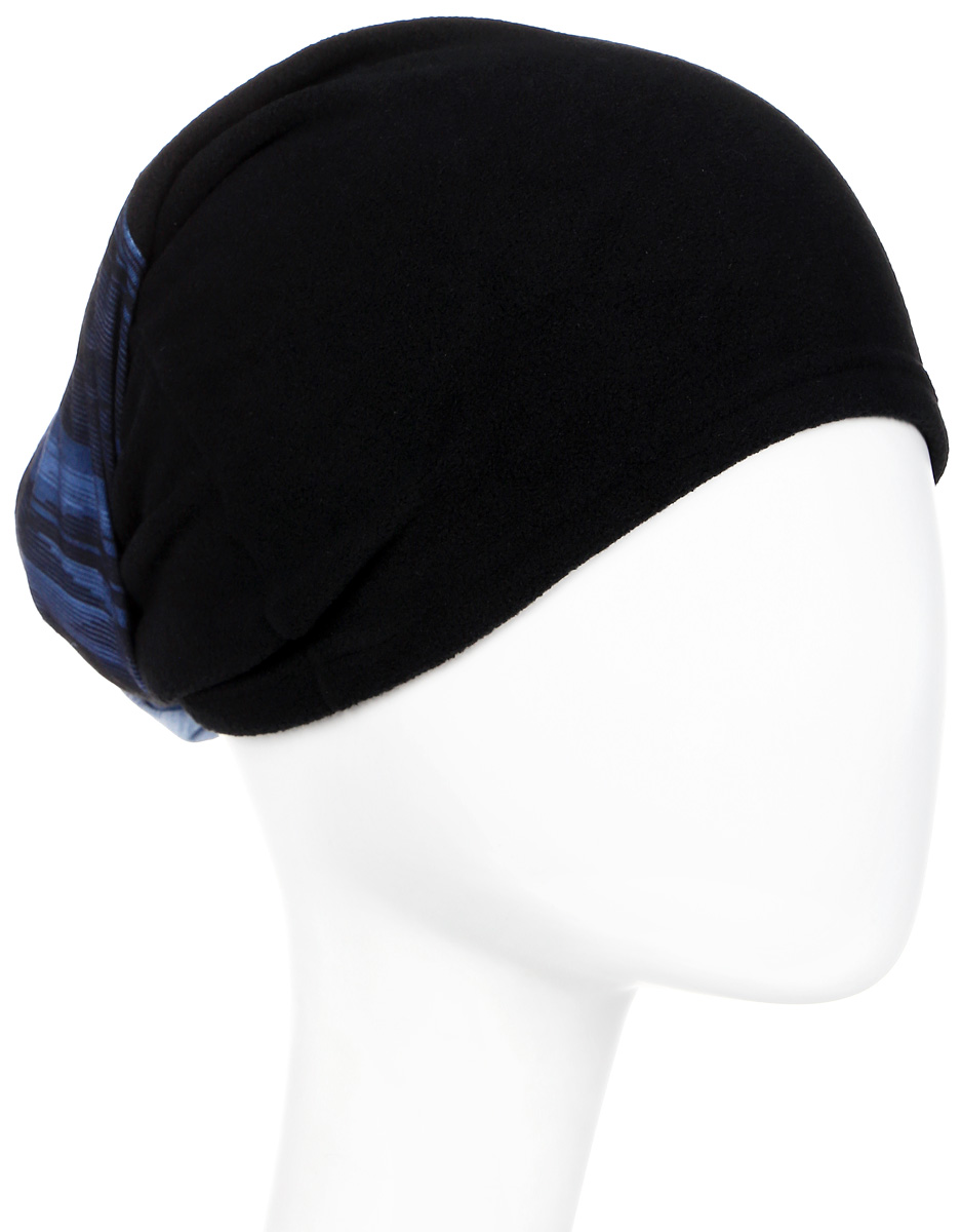 Шарф мужской Icepeak, цвет: черный, серый. 858905822IV-990. Размер универсальный858905822IV-990