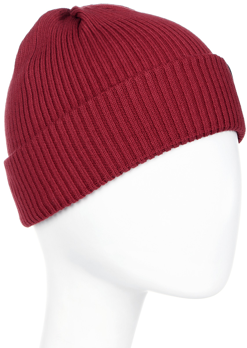 Шапка мужская Icepeak, цвет: красный. 858806830IV-675. Размер универсальный858806830IV-675