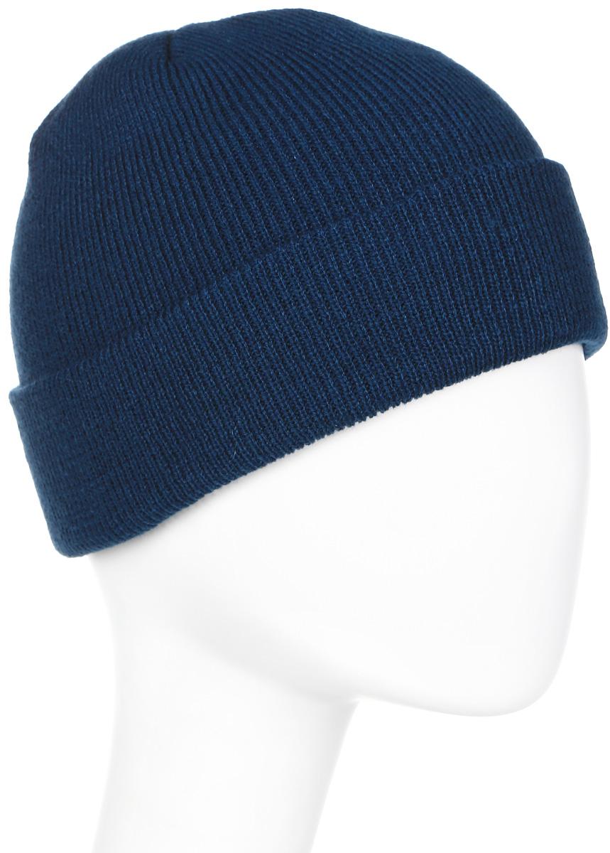 Шапка мужская Icepeak, цвет: синий. 858831618IV-365. Размер универсальный858831618IV-365