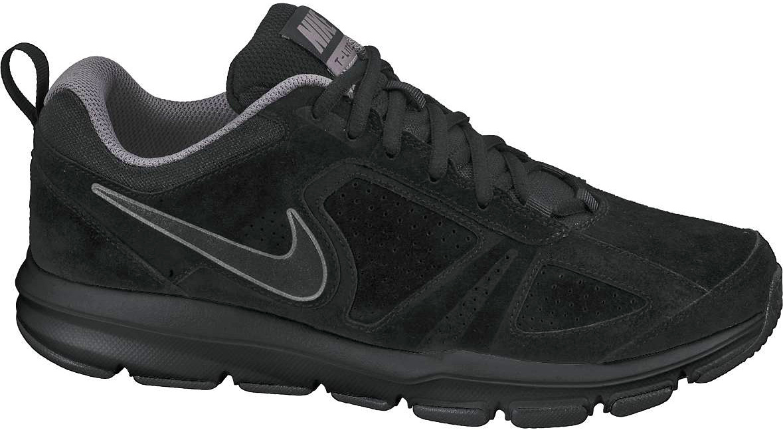 Кроссовки мужские Nike T-Lite XI NBK, цвет: черный. 616546-003. Размер 11 (45)616546-003Мужские кроссовки Nike для тренинга, выполненные из натуральной замши и текстиля, дополнены перфорацией и фирменной нашивкой на язычке. Классическая шнуровка надежно зафиксирует изделие на ноге. Стелька и подкладка из текстиля обеспечивают комфорт. Верх из сетки для оптимальной воздухопроницаемости. Резиновая подошва для надежного сцепления с поверхностью. Мягкий дышащий верх и легкая подошва делают кроссовки идеальным вариантом для достижения полного комфорта и поддержки.