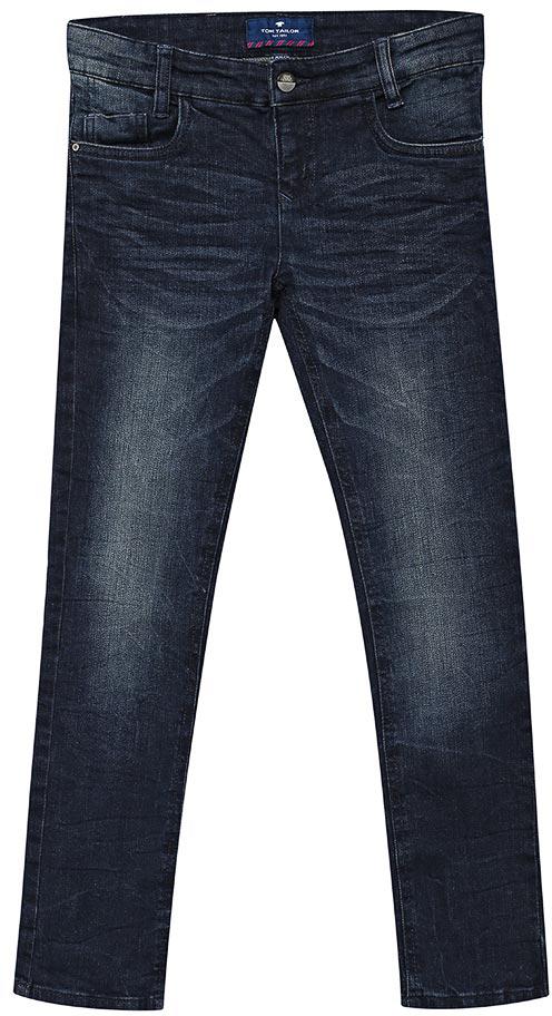 Джинсы для мальчиков Tom Tailor, цвет: синий. 6205894.00.30_1097. Размер 1766205894.00.30_1097
