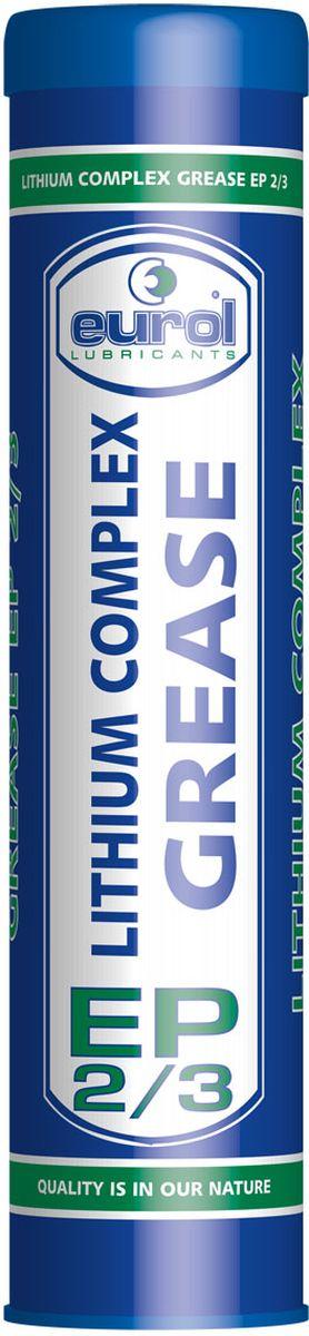 Смазка консистентная EUROL Lithium Complex EP 2 Plus, 400 гE901300-400gEurol Lithium Complex Grease EP 2/3 была разработана в соответствии с продолжающимся техническим развитием и требованиями в транспортном секторе и индустриальном секторе подшипников и компонентов шасси.Eurol Lithium Complex Grease EP 2/3 рекомендуется для использования в шариковых, роликовых и колесных подшипниках, работающих под большими (ударными) нагрузками и вибрацией при высоких (временно до 200 °C) и низких температурах, и сохраняет свою консистенцию.Eurol Lithium Complex Grease EP 2/3 обладает превосходной термостабильностью и хорошей способностью прилипать. Может использоваться вместо нескольких смазок, что уменьшает необходимые запасы на складе и уменьшает возможность использования неправильной смазки. Эта смазка превосходит смазку Eurol® Universal Grease Lithium EP 2.Eurol Lithium Complex Grease EP 2/3 имеет хорошие антикоррозионные свойства (также в присутствии воды), отличную стойкость к воде и вымыванию, гарантируя большие сроки эксплуатации. Смазка хорошо прокачивается в широком диапазоне температур и защищает от окисления. Химических реакций с уплотнениями не происходит.Спецификации и одобрения•DIN 51825: KP 2 N-30•ISO-L-XBDIB 2-3Применение:•нагруженные подшипники колеса грузовых автомобилей и легковых автомобилей, оборудованных дисковыми тормозами•ступицы и подшипники колес трейлеров и автоприцепов•антифрикционные подшипники в промышленности•асфальтовая промышленность•сталелитейные заводы•подшипники генераторов, электромоторов и вентиляторов.