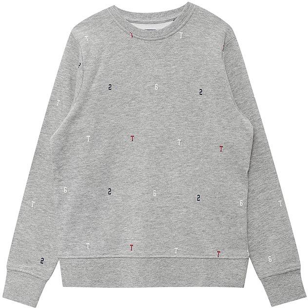 Кардиган для мальчиков Tom Tailor, цвет: серый. 2531470.01.30_2482. Размер 1522531470.01.30_2482