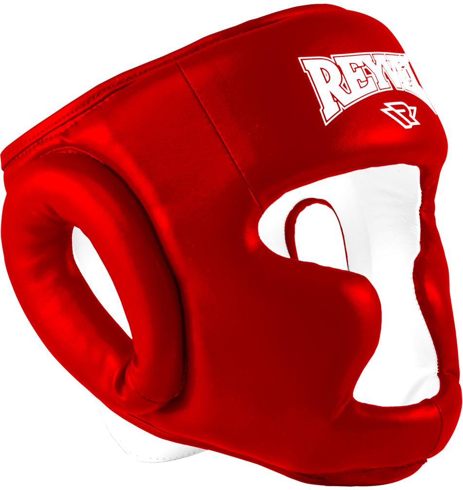 Шлем боксерский Reyvel RV-301, цвет: красный. УТ-00008926. Размер XLУТ-00008926Шлем закрытый RV- 301 рекомендуют использовать спортсменам во время спаррингов и тренировок.По сравнению с моделями для соревнований, его конструкция предусматривает дополнительно защищенные подбородок, скуловые кости, макушку. Шлем имеет хорошую обзорность. Изготовлен из прочной высококачественной винилискожи. Внутренний наполнитель - многослойный вкладыш из пенополиуретана и пенополиэтилена различных плотностей - выполняет функцию амортизатора и хорошо держит форму.Характеристики:Цвет: красныйМатериал: к/з (PU)Наполнитель: ППУ + ППЭПроизводство: Россия