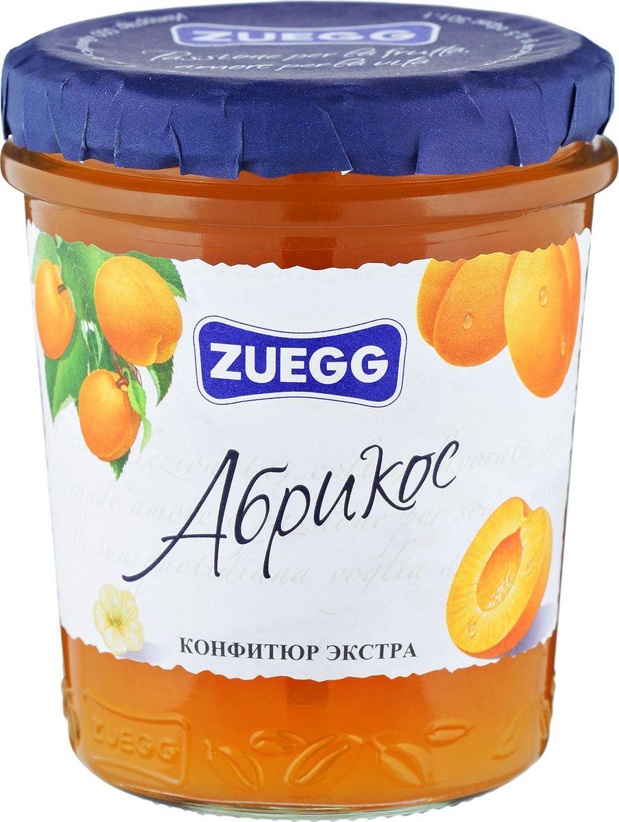 Zuegg Абрикос конфитюр, 320 гP0053921Содержание на 100 г: фрукты 50 г, сахар 46 г