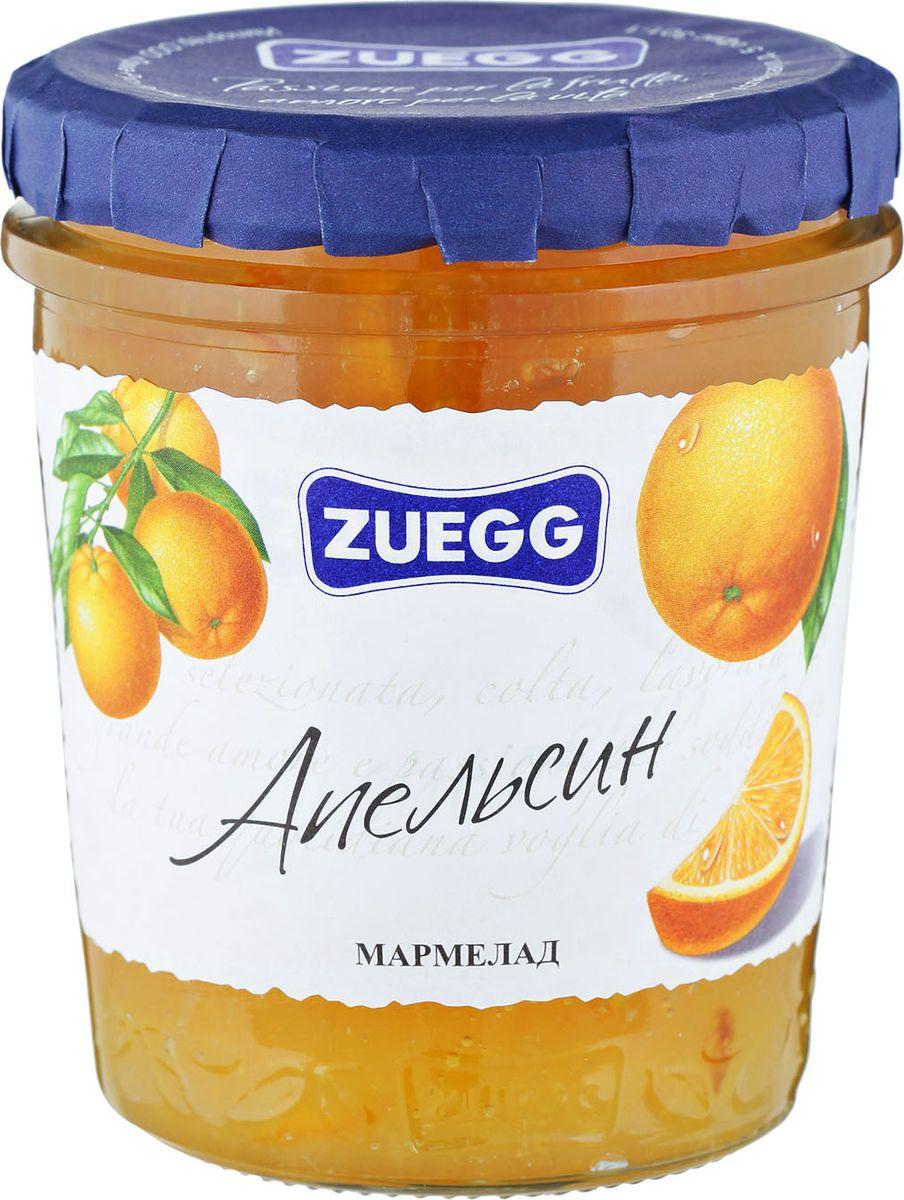 Zuegg Апельсин фруктовый десерт, 330 г st dalfour джем апельсин 284 г