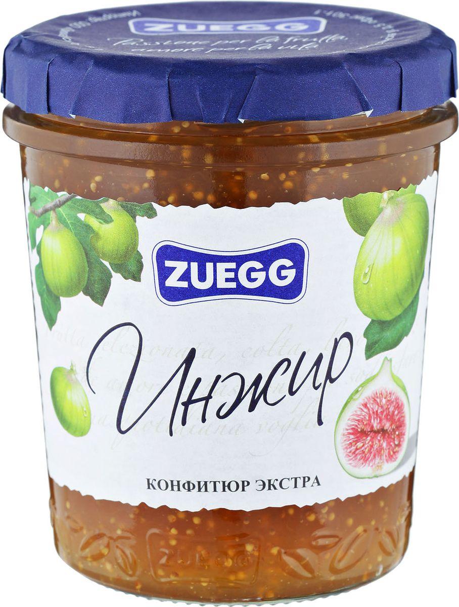 Zuegg Инжир конфитюр 330 гP0053943Содержание на 100 г: фрукты 60 г, сахар 60 г