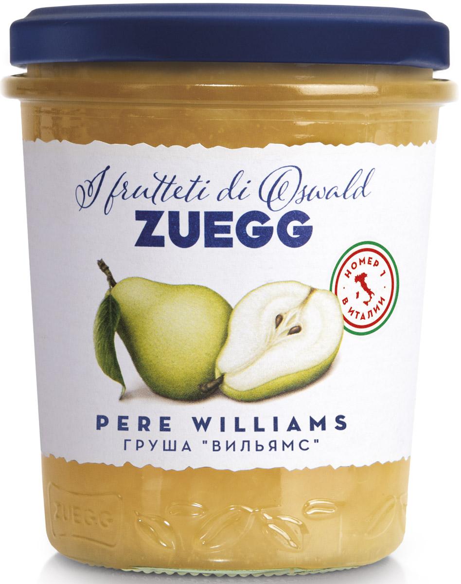 Zuegg Груша Вильямс конфитюр, 320 гP0053971Содержание на 100 г: фрукты 50 г, сахар 46 г
