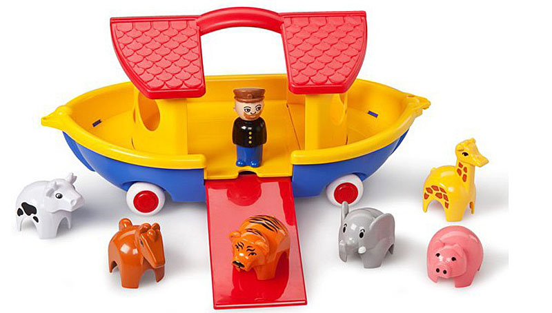 Viking Toys Лодка Ноев ковчег viking обувь купить в спб