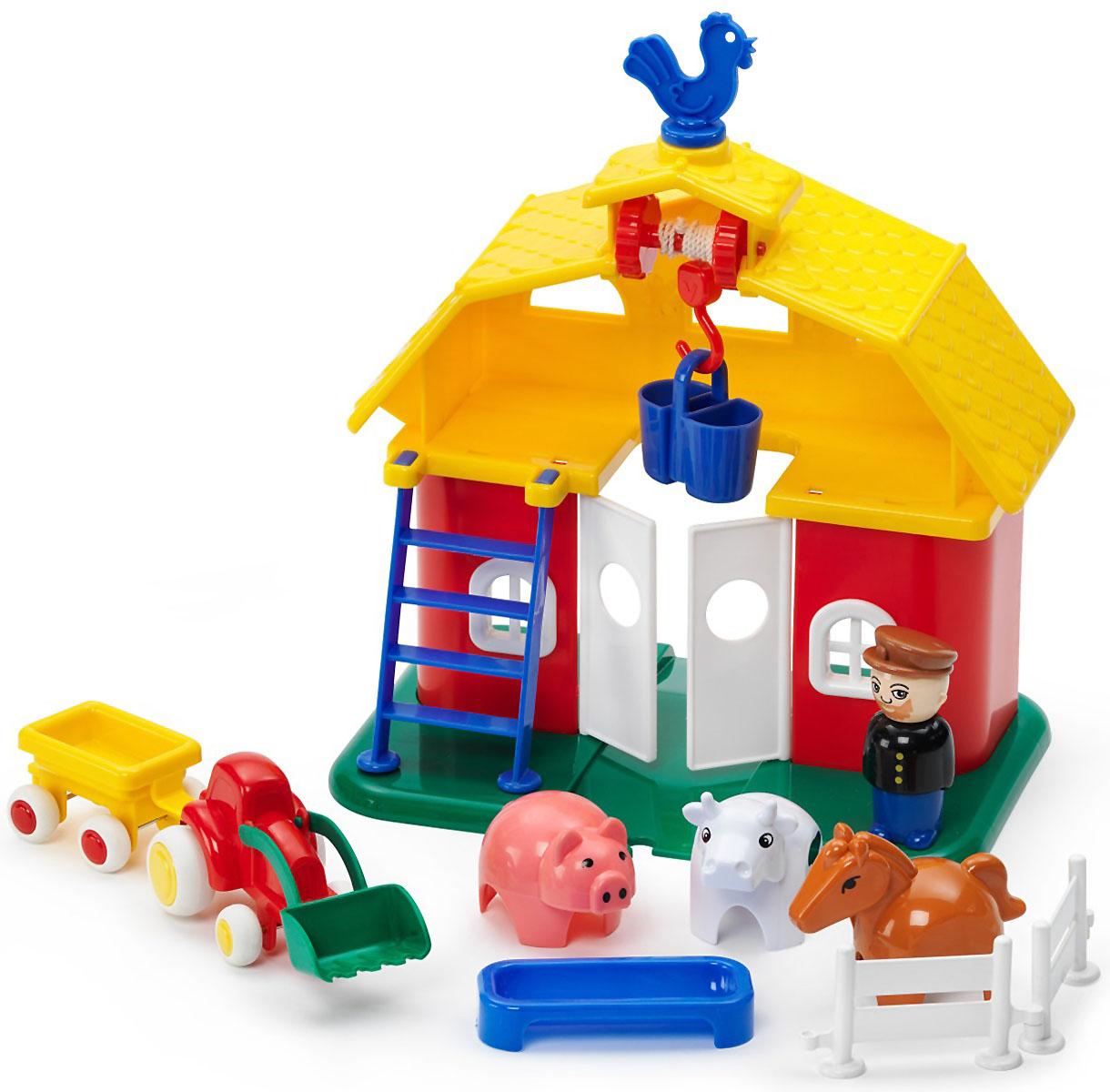 Viking Toys Игровой набор Ферма - Игровые наборы