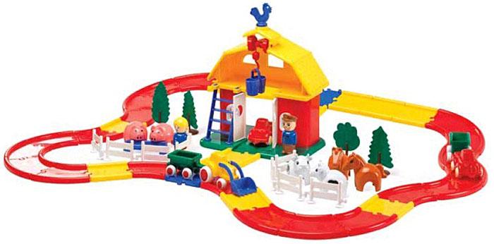 Viking Toys Игровой набор Большая ферма schleich игровой набор большая ферма с животными и аксессуарами