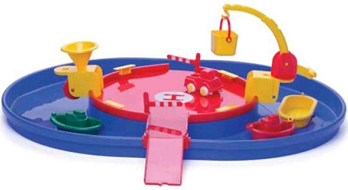 Viking Toys Игровой набор Гараж с портом - Игровые наборы