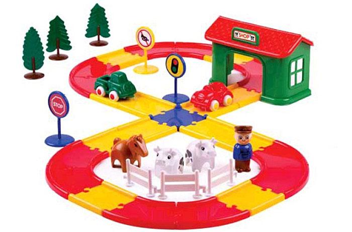 Viking Toys Игровой набор Город Торсос - Игровые наборы