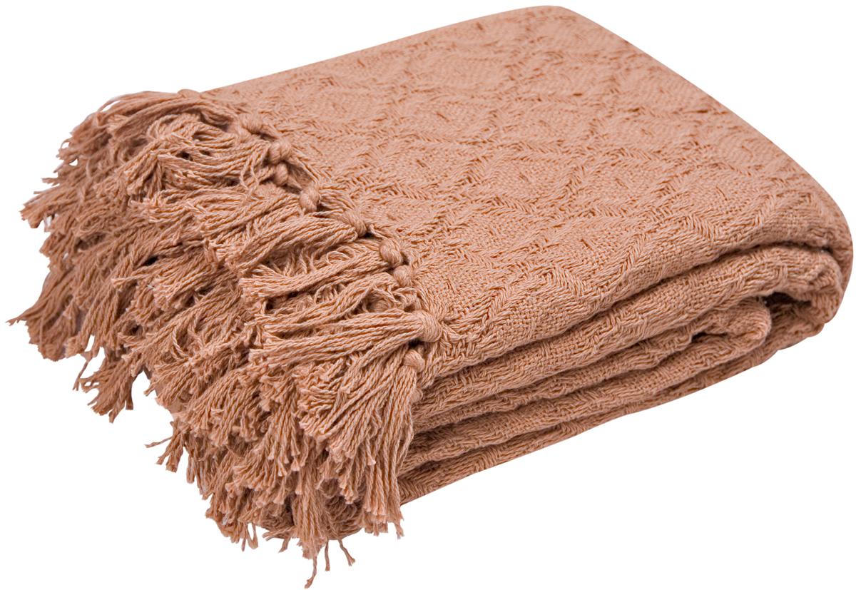 """Плед """"Arloni"""" изготовлен из экологически чистого материала - 100% хлопка, поэтому подходит как  для взрослых, так и для детей. Натуральные краски абсолютно гипоаллергенны. Плед имеет  классический односпальный размер.  Хлопковые пледы, в основном, представляют собой летний вариант легкого покрывала.  Износостойкие, сделаны из натурального экологически чистого материала. Долговечны и не  требуют особого ухода.  Плед """"Arloni"""" не только подарит вам тепло, но и гармонично впишется в интерьер вашего дома."""