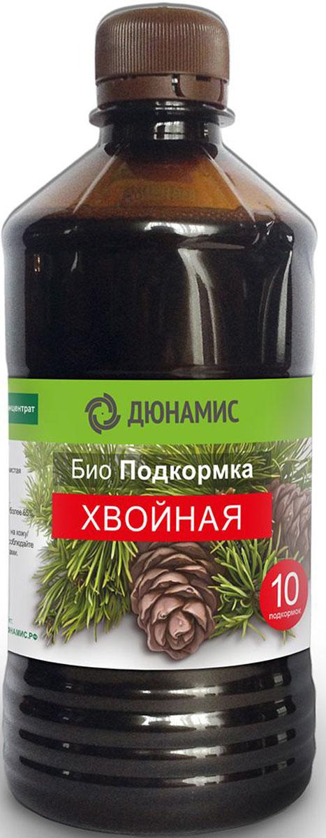 Био-удобрение Дюнамис для хвойных деревьев, 0,5 л