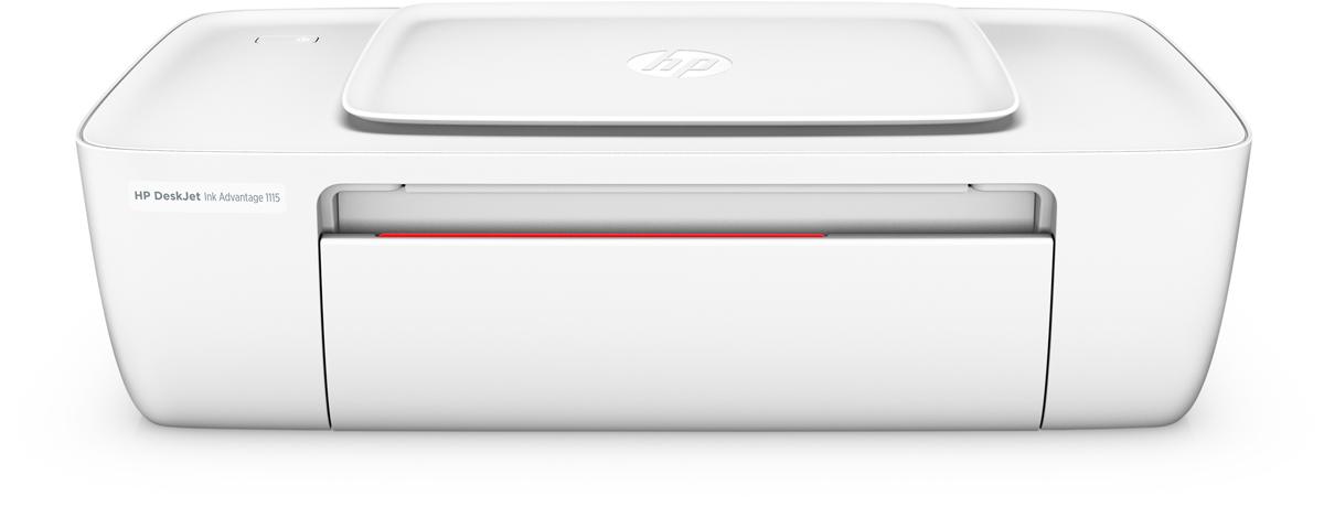 HP Deskjet Ink Advantage 1115 (F5S21C) принтер струйныйF5S21CПринтер HP Deskjet Ink Advantage 1115А4, 7,5/5 стр/мин, USB (замена B2G79C IA1015)