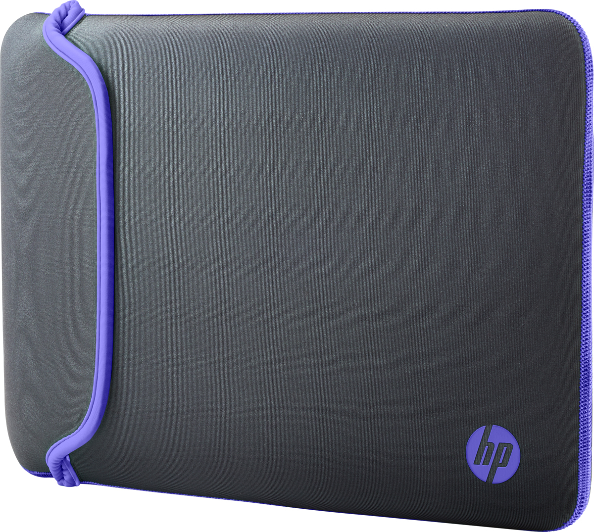 HP Neoprene Sleeve чехол для ноутбука 11.6, Grey Purple (V5C22AA)1000391206