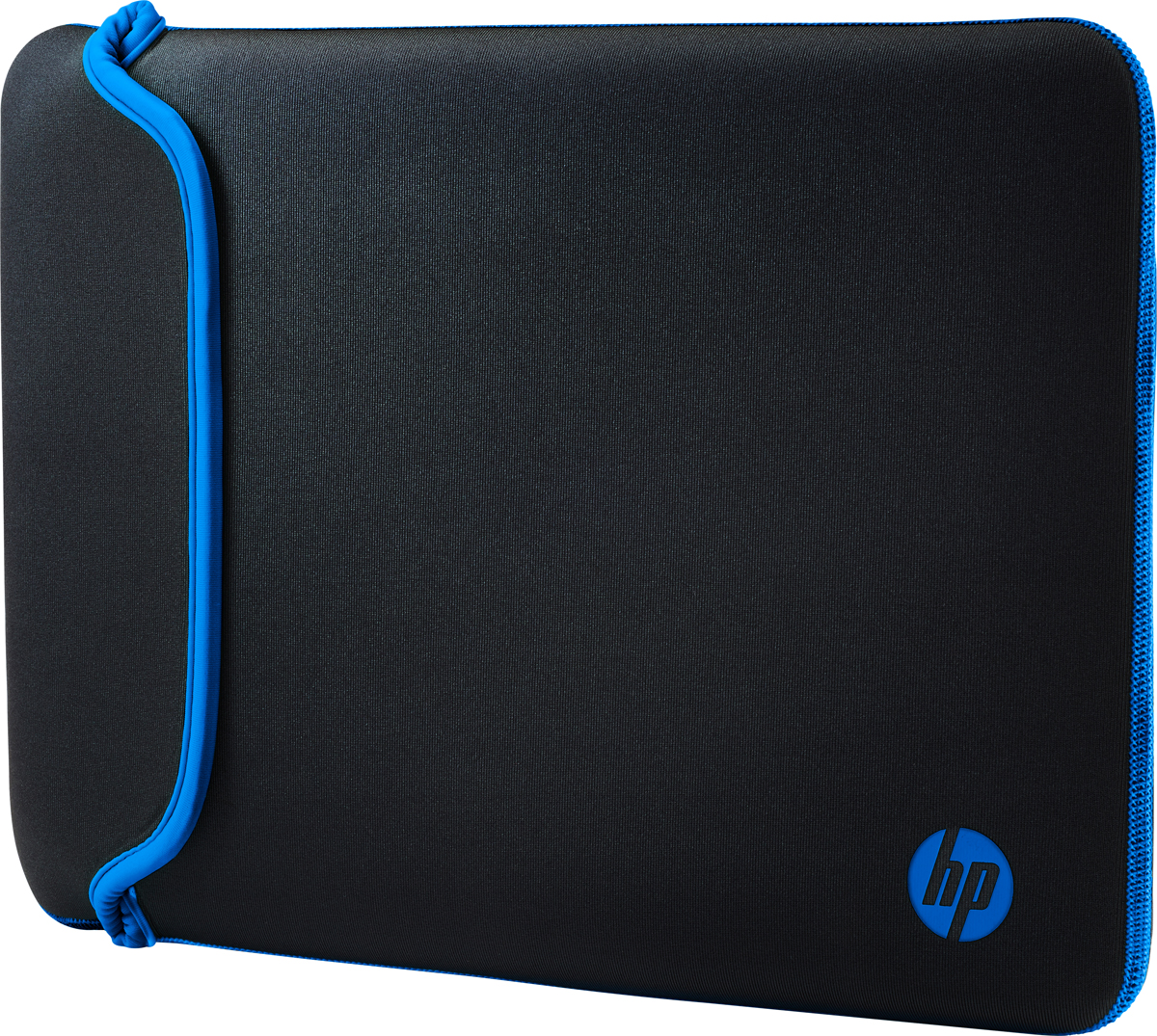 HP Neoprene Sleeve чехол для ноутбука 13.3, Black Blue (V5C25AA) hp ce320ad 128a black