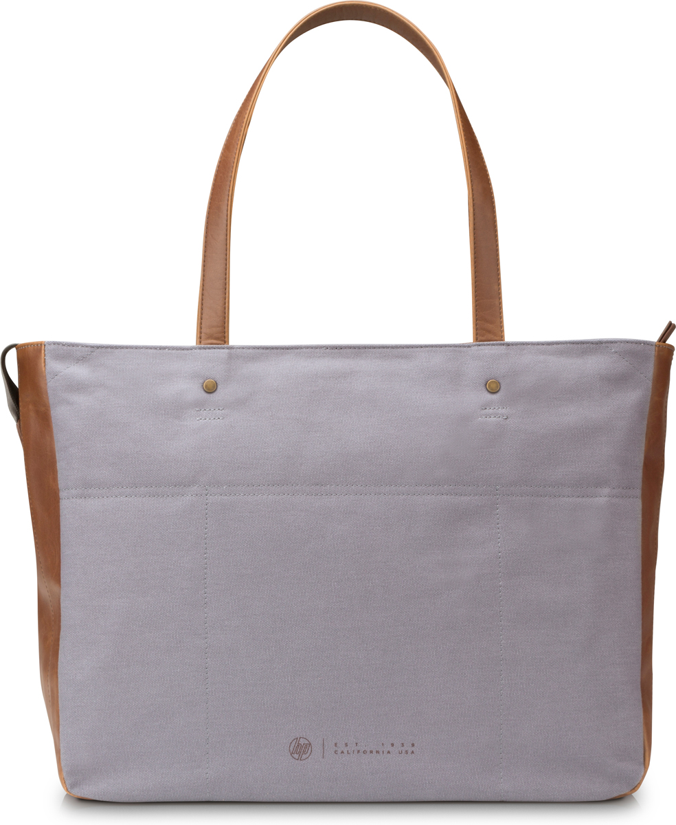 HP Women Canvas Tote сумка для ноутбука 14, Grey (V1M58AA)1000391203