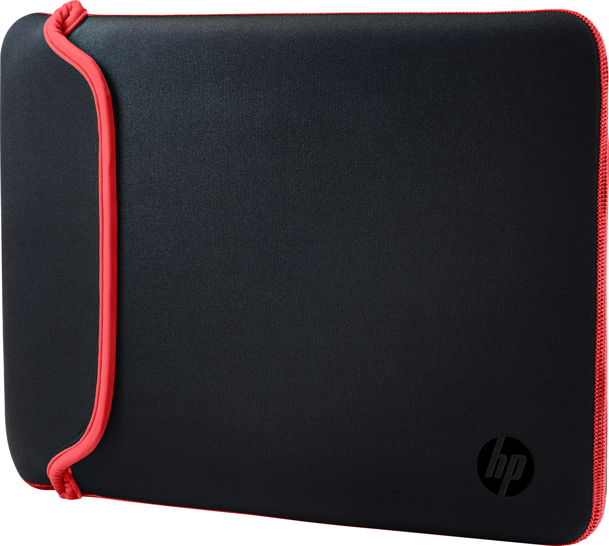 HP Neoprene Sleeve чехол для ноутбука 15.6, Black Red (V5C30AA)1000391210