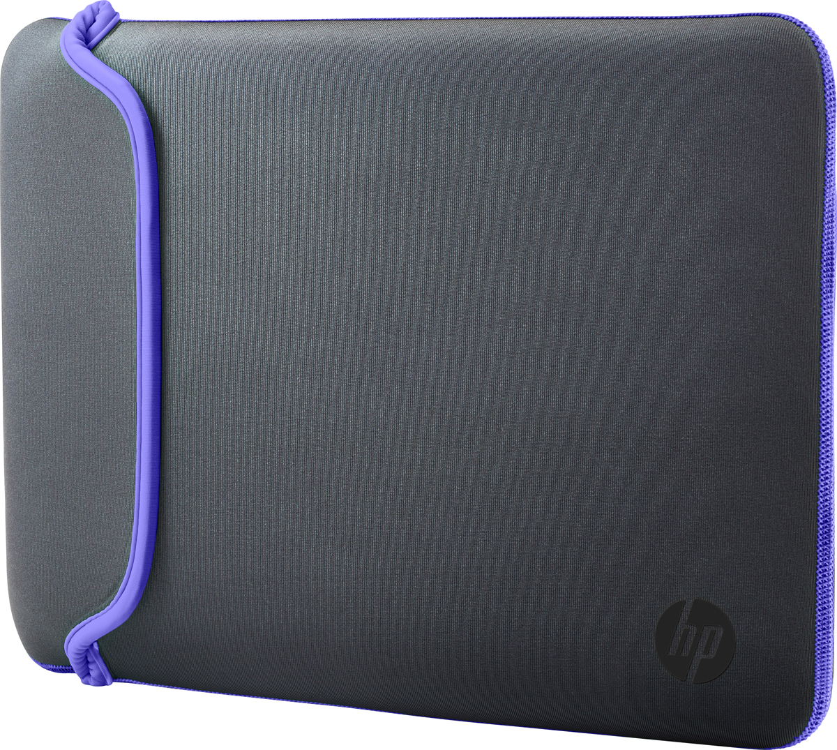 HP Neoprene Sleeve чехол для ноутбука 15.6, Grey Purple (V5C32AA)1000391212