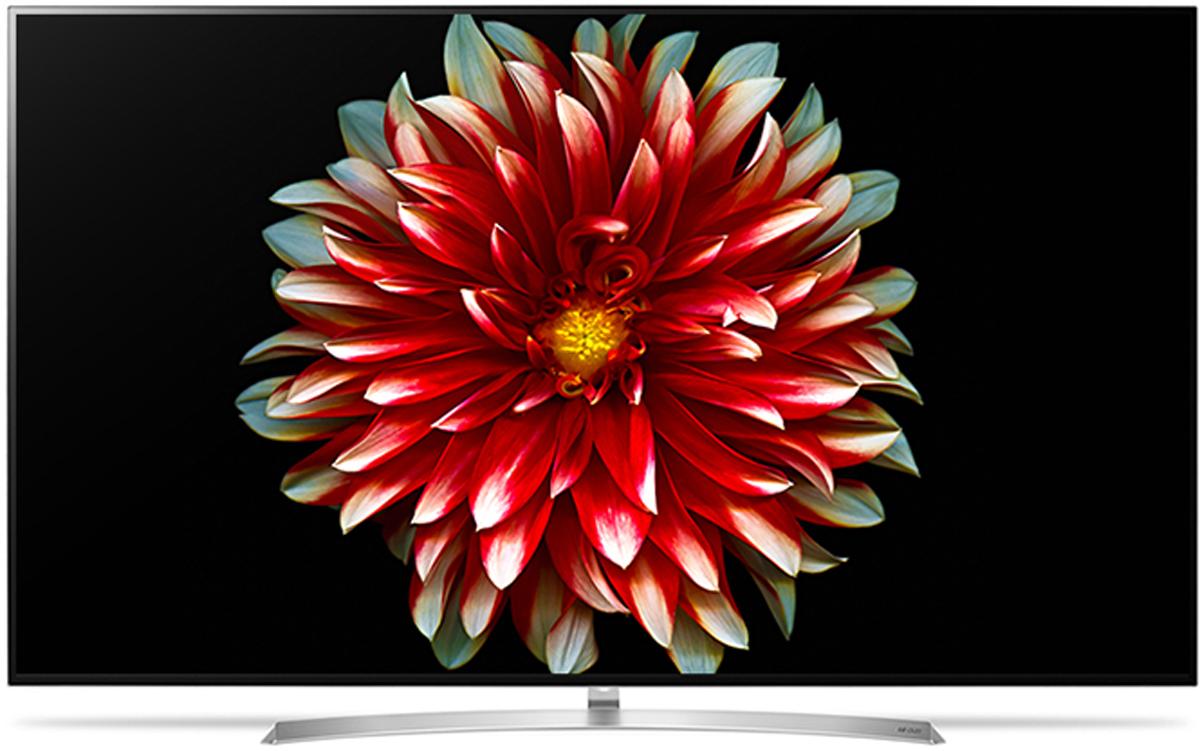 LG OLED55B7V телевизор пылесос lg vc53202nhtr