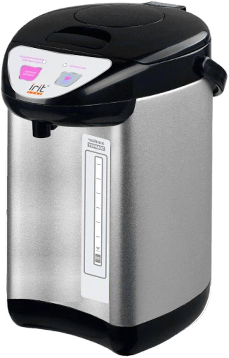 Irit IR-1414, Silver, Black термопот