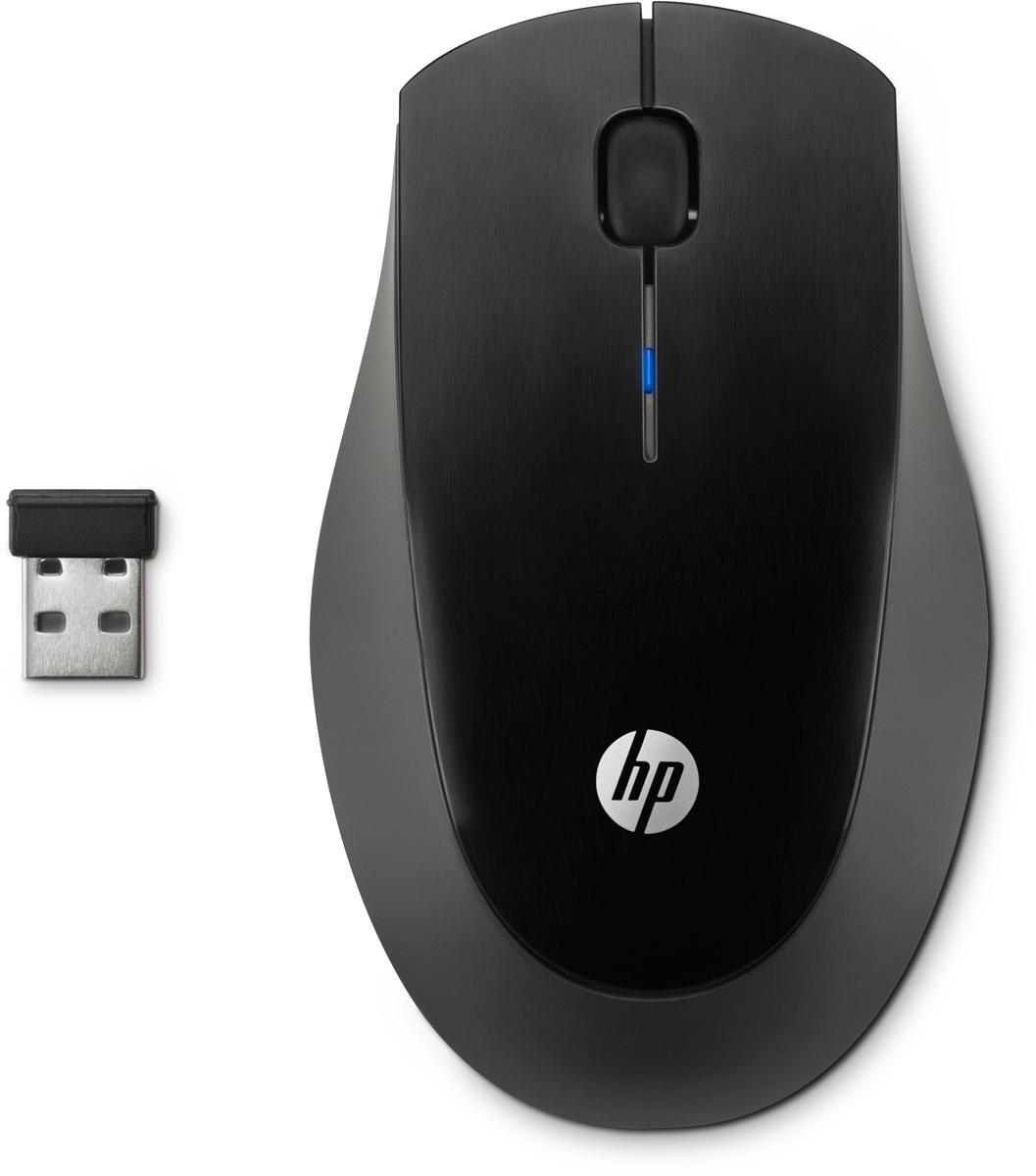 HP X3900, Black мышьh5q72aaТонкие контуры и симметричная форма обеспечивают комфортные условия работы правой или левой рукой в течение длительного времени. Не требуется устанавливать дополнительное программное обеспечение! Просто подключите приемник и пользуйтесь им. Маленький размер приемника позволяет оставлять его включенным даже в пути. Отсутствие кабелей, ограничивающих движения. Получите удовольствие от использования удобной мыши. Мышь работает в пределах 10 м.