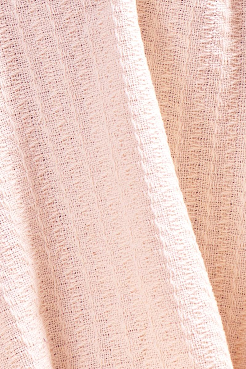 Покрывало Arloni Кантри, цвет: пудровый, 160 х 220 см2035.10
