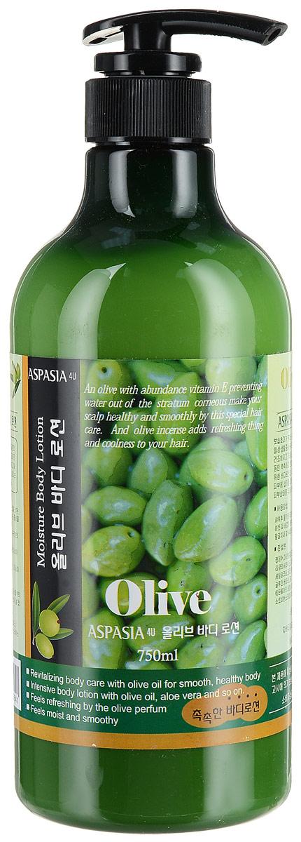 Aspasia увлажняющий лосьон для тела Оливка, 750 мл562641Содержит в большом количестве мало оливы и экстракт алоэ-вера, комплексное воздействие которых позволяет подарить увлажненность и здоровье даже самой сухой коже. Оливка- природный антиоксидант, богата витамином Е- который отвечает за обильное увлажнение, а экстракт алоэ-вера создает на поверхности кожи заживляющую и увлажняющую пленку.