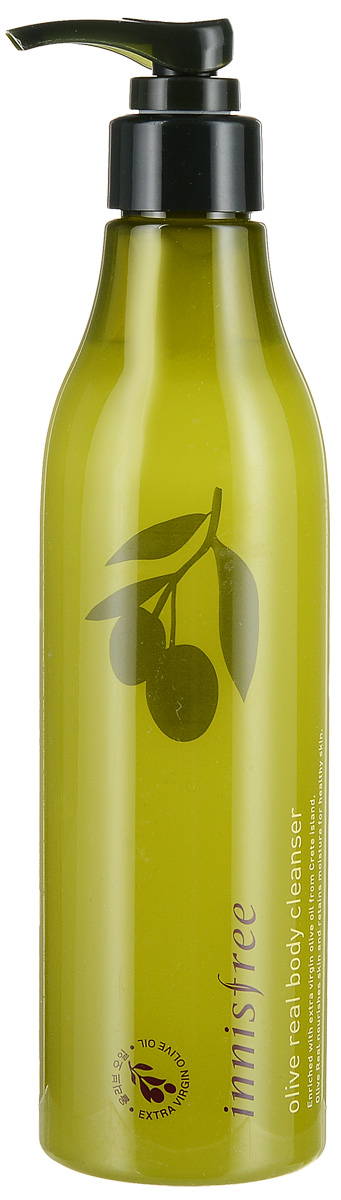Innisfree Гель для душа оливка, 300 мл - Для мамы