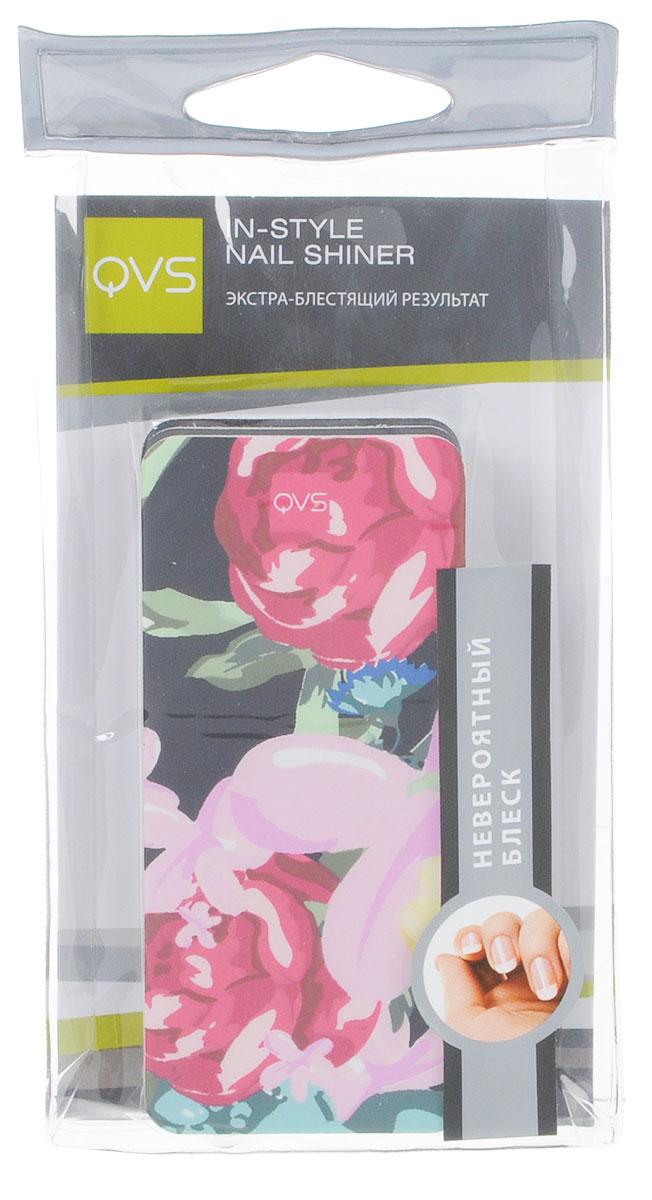 QVS Полировка для ногтей, цвет: красный, розовый10-1248_красный, розовыйQVS Полировка для ногтей, цвет: красный, розовый