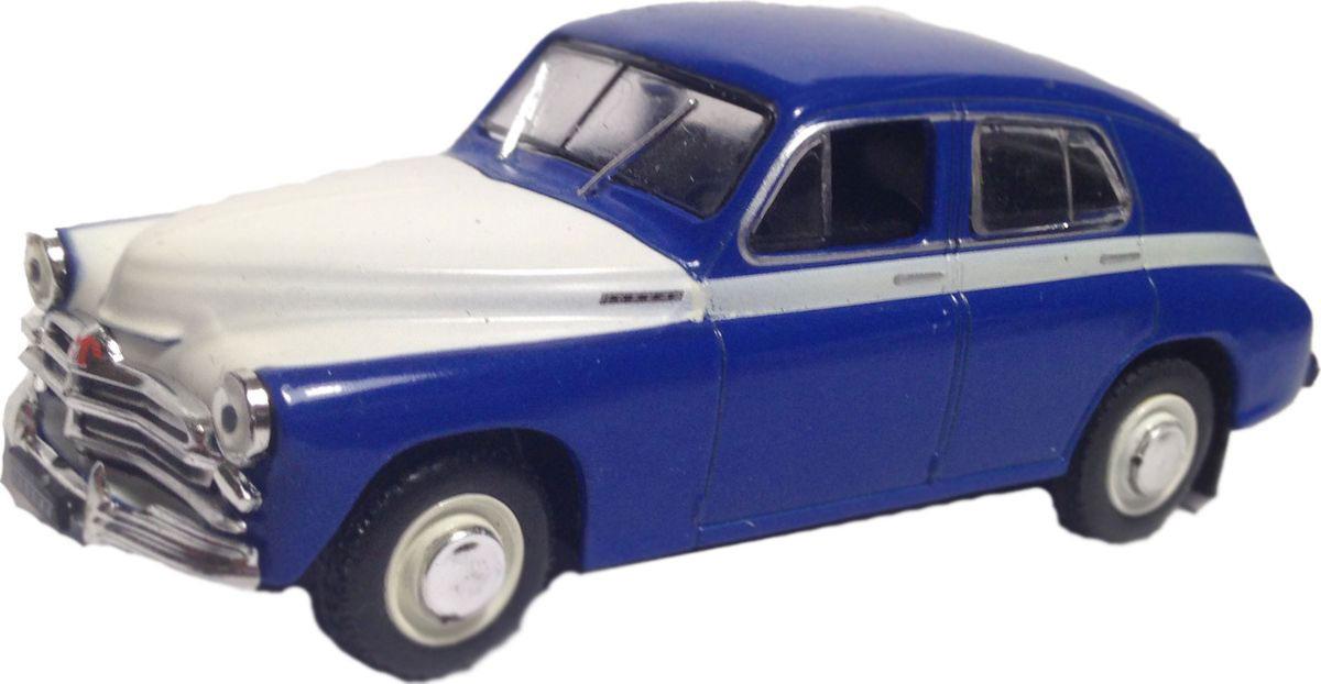 Cararama Модель автомобиля Победа