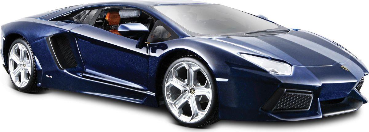 Maisto Модель автомобиля Lamborghini Aventador LP 700-4 maisto модель автомобиля chevrolet bel air 1957 цвет оранжевый