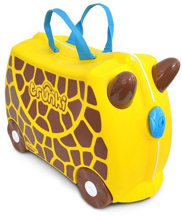 Trunki Чемодан детский Жираф Джери est for a c e r aspire 5920g 5920 5520g 5520 mxm ii ddr2 1gb graphics vga video card replace n v i d i a geforce 9650m gt