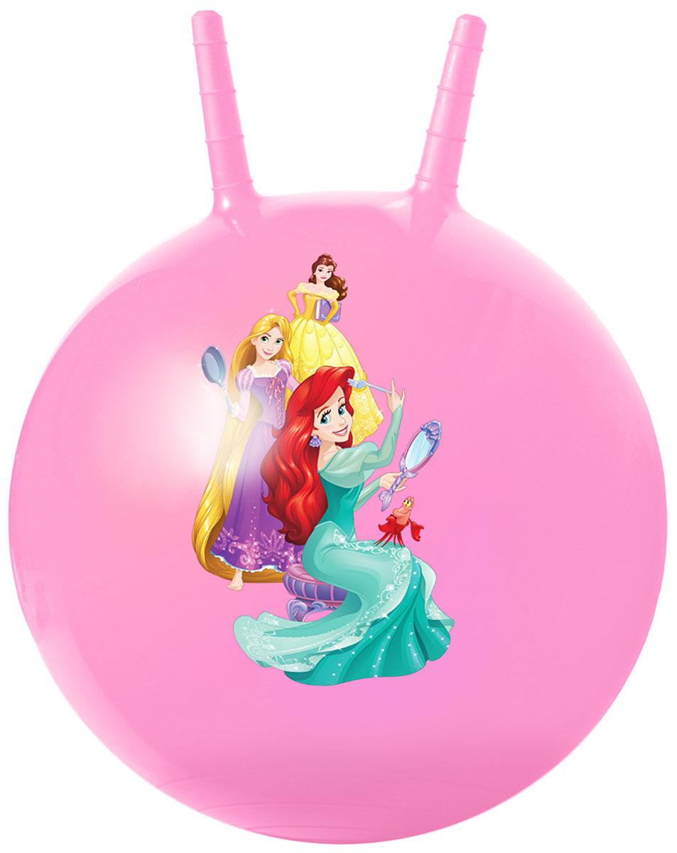Fresh Trend Мяч-прыгунок Принцессы цвет розовый