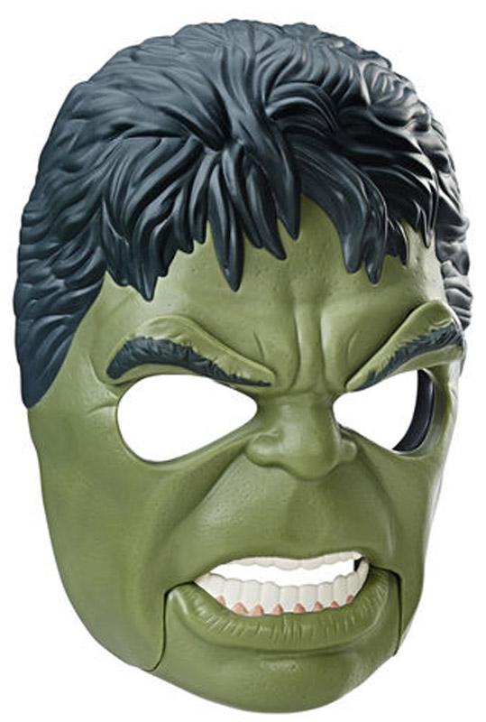 Avengers Интерактивная игрушка Маска Халка avengers маска captain america цвет голубой