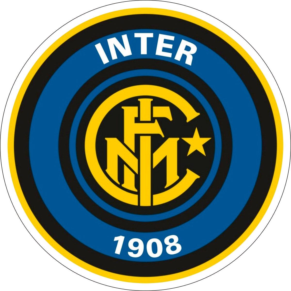Купить Наклейка автомобильная Оранжевый слоник Inter-Milan , виниловая, Оранжевый Слоник