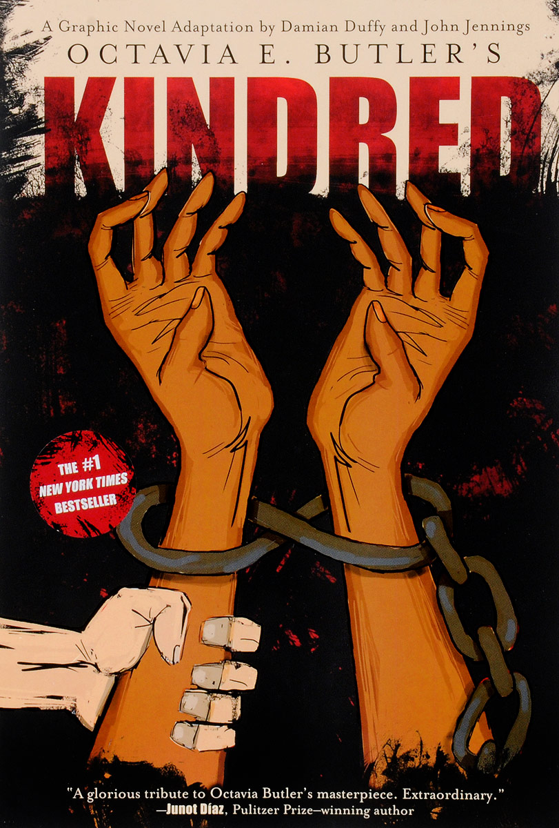 a review of kindred a novel by octavia butler