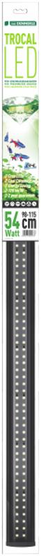 Светильник Dennerle Trocal LED 100, длина 100 смDEN5557Dennerle Trocal LED 100 - Светодиодный светильник, 100 см, для пресноводных аквариумов шириной 98-115 см