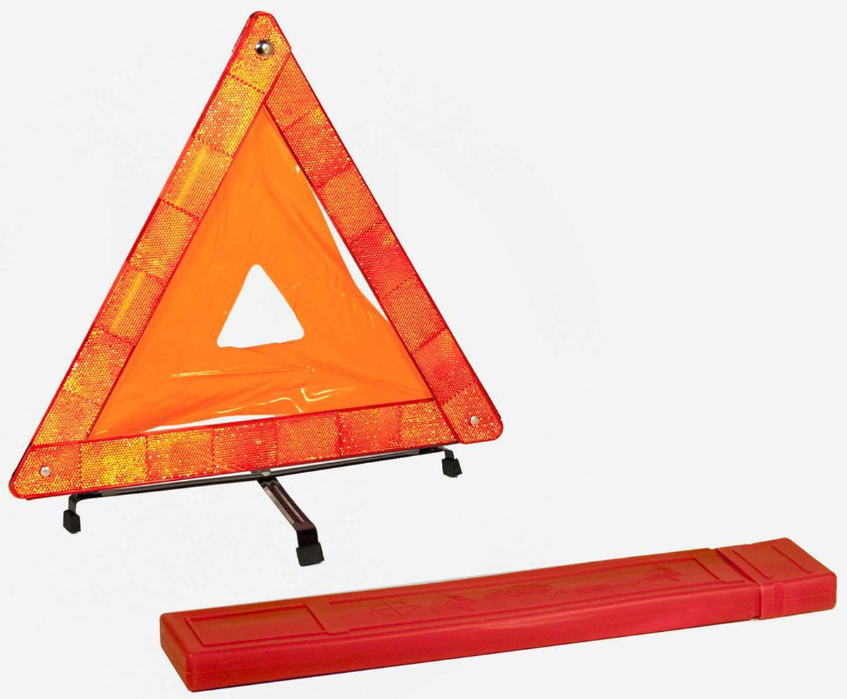 Знак аварийной остановки Prestige. JM-D7-01JM-D7-01Знак аварийной остановки предназначен для предупреждения участников дорожного движения о ДТП.Знак аварийной остановки с дополнительно усиленным основанием для более долгой службы.Применение знака аварийной остановки регламентируется ПДД РФ.Неограниченный срок службы.
