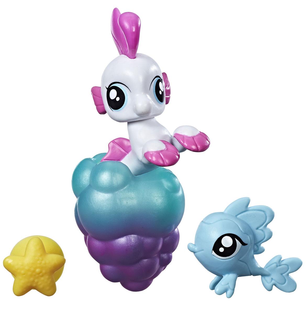 My Little Pony Фигурка Sea Poppy приключения тинтина тинтин в стране черного золота