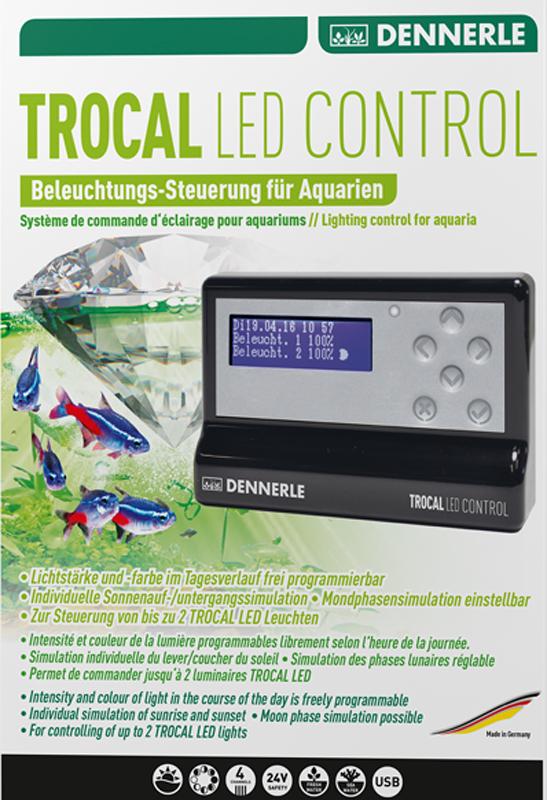 Модуль управления LED светильником Dennerle Trocal LED ControlDEN5564Dennerle Trocal LED Control - Модуль управления LED светильником