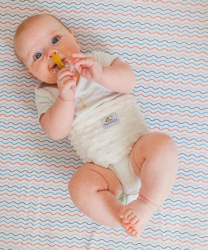 Pecorella Поясок от колик Baby Nurse цвет светло-бежевый smoby мебель для кукол колыбель baby nurse
