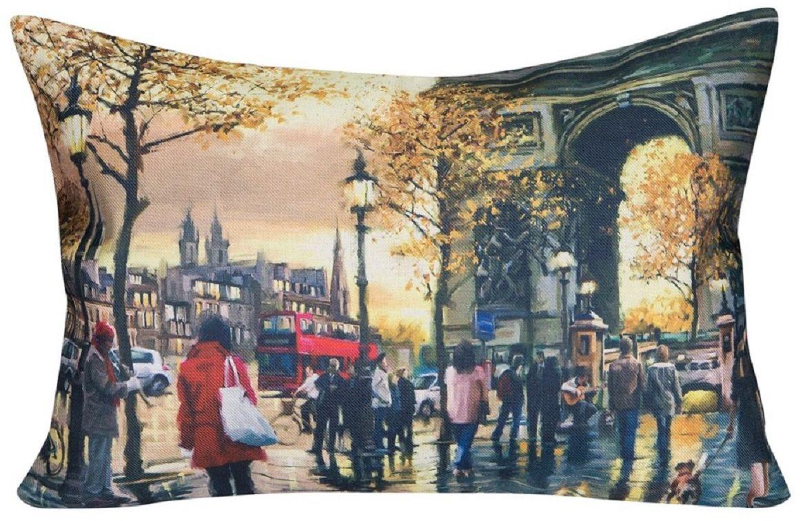 Подушка декоративная Рапира Лондон, 45 х 65 см подушка декоративная рапира птичий базар 45 х 65 см
