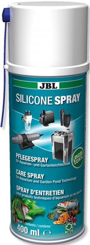 Спрей силиконовый JBL Silicone Spray, для ухода за техникой в аквариумах и садовых прудах, 400 млJBL6139500Силиконовый спрей JBL Silicone Spray поможет вам в уходе за любыми подвижными частями и прокладками технического оборудования в аквариумах и садовых прудах.Применение:Распылите на движущиеся части, прокладки и уплотнительные кольца.Силиконовая смазка в виде спрея, нейтральная к воде.Водостойкая, без запаха, долговременная адгезия, не содержит фреон, масла и токсичные вещества.Состав:Баллон с газом под давлением: объем 400 мл; распылительная насадка.