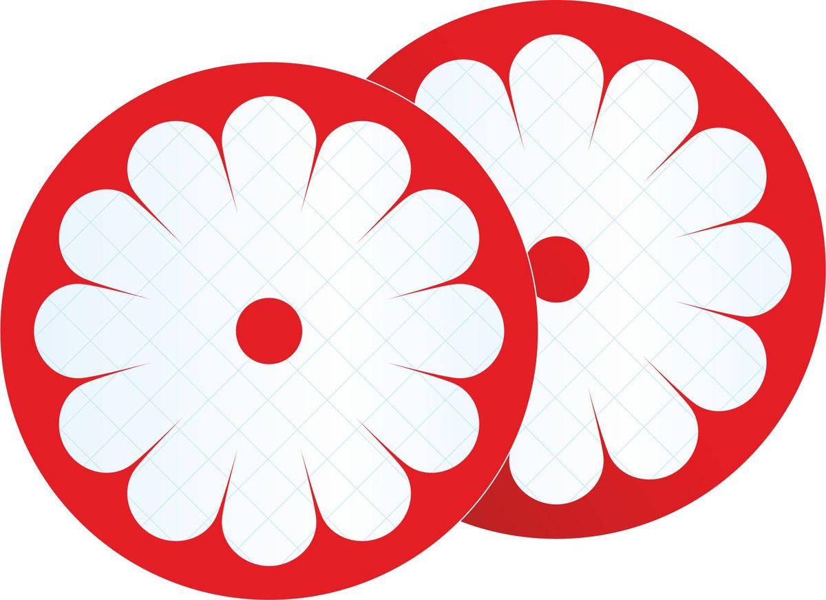 Комплект светоотражателей Фолиант Цветок, 2 штСВК-3-БКомплект Цветок состоит из двух кругов диаметром 80мм. Светоотражатели изготовлены из светоотражающей пленки призматического типа. Пленка соответствует ГОСТ Р 52290-2004, обладает высокой светоотражающей способностью. Ношение светоотражателей снижает риск наезда на пешехода в темное время суток в 6-8 раз. (С 1 июля 2015 года вступило в силу изменение в Правилах дорожного движения, в соответствии с которым при переходе дороги и движении по обочинам или краю проезжей части в темное время суток или в условиях недостаточной видимости пешеходам рекомендуется, а вне населенных пунктов пешеходы обязаны обеспечить свою видимость для водителей транспортных средств светоотражающими элементами.)