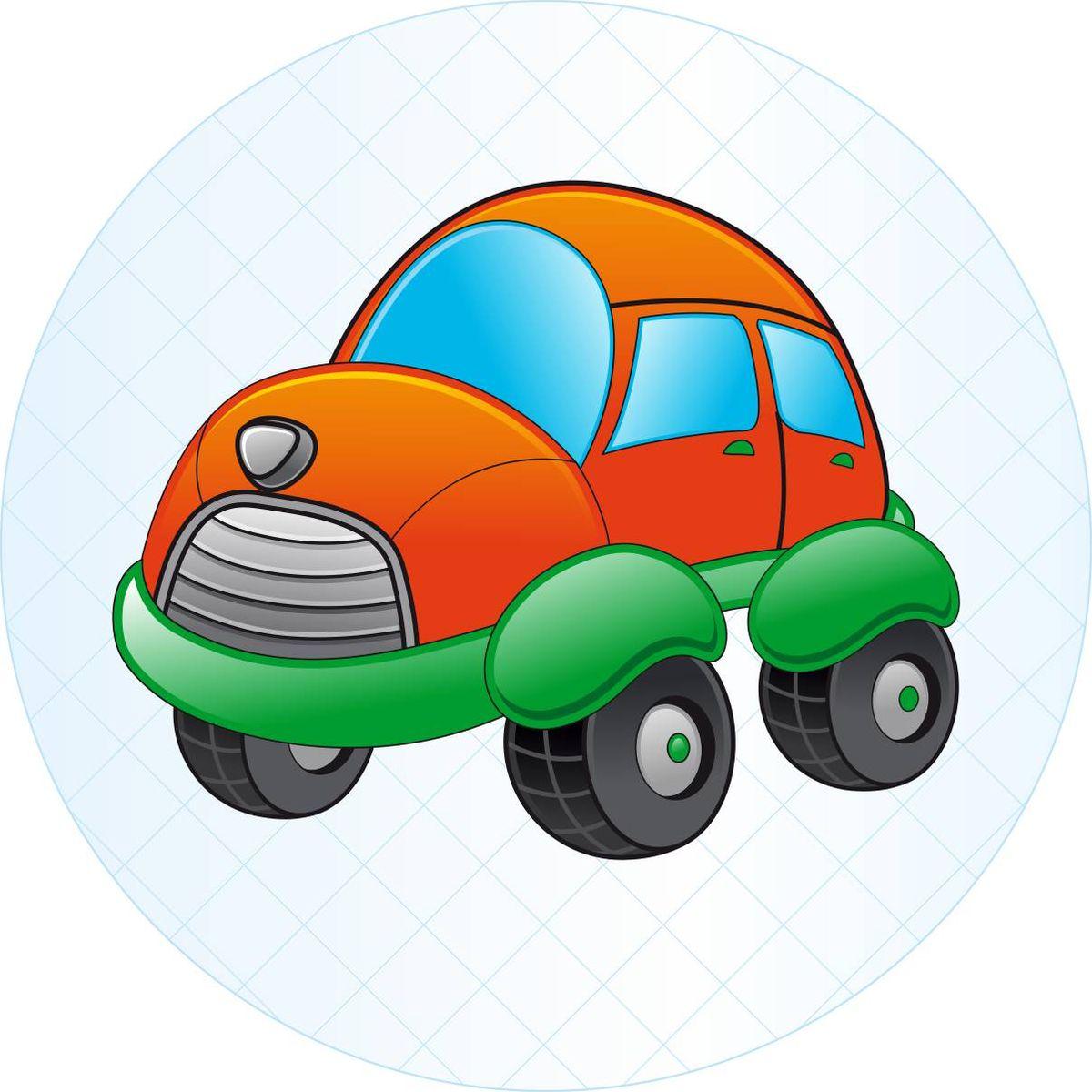 Светоотражатель пешеходный Фолиант Машина, цвет: белыйСВН-1/3Светоотражатель-наклейка Машина в виде круга диаметром 62 мм. Светоотражатели изготовлены из светоотражающей пленки призматического типа. Пленка соответствует ГОСТ Р 52290-2004, обладает высокой светоотражающей способностью. Ношение светоотражателей снижает риск наезда на пешехода в темное время суток в 6-8 раз. (С 1 июля 2015 года вступило в силу изменение в Правилах дорожного движения, в соответствии с которым при переходе дороги и движении по обочинам или краю проезжей части в темное время суток или в условиях недостаточной видимости пешеходам рекомендуется, а вне населенных пунктов пешеходы обязаны обеспечить свою видимость для водителей транспортных средств светоотражающими элементами.)