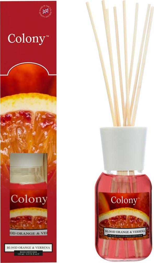 Ароматический диффузор Wax Lyrical Сицилийский апельсинCH2252Диффузор аромат. Сицилийский апельсин. Цитрусовый аромат красного апельсина, лимона, бергамота и вербены, дополняется оттенками базилика и эвкалипта